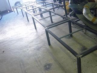 オーダーメイドローテーブル