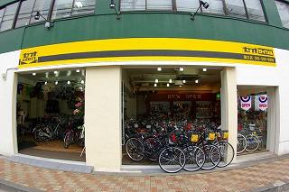 セオサイクル国立店