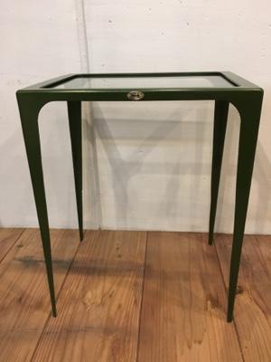 オリジナルデザインガラステーブル